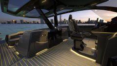 Tecnomar for Lamborghini 63: lo yacht ispirato alla Sian FKP 37 - Immagine: 7