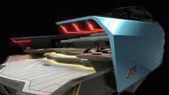 Tecnomar for Lamborghini 63: lo yacht ispirato alla Sian FKP 37 - Immagine: 9