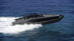 Tecnomar for Lamborghini 63: lo yacht ispirato alla Sian FKP 37 - Immagine: 11