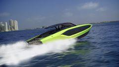 Tecnomar for Lamborghini 63: lo yacht ispirato alla Sian FKP 37 - Immagine: 12