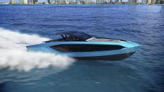 Tecnomar for Lamborghini 63: lo yacht ispirato alla Sian FKP 37 - Immagine: 14