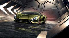 Tecnomar for Lamborghini 63: lo yacht ispirato alla Sian FKP 37 - Immagine: 17