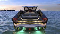 Tecnomar for Lamborghini 63: lo yacht ispirato alla Sian FKP 37 - Immagine: 18