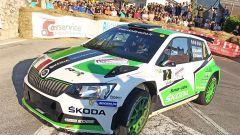 La Skoda la Rally del Friuli Venezia Giulia 2016
