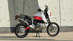 La special Myh 001 su base R 80 G/S: il motore è stato preparato per aver maggior potenza