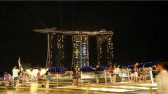 La splendida cornice del Gran Premio di Singapore 2016