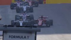 F1, GP Baku 2017: Hamilton e Vettel, sportellate mondiali
