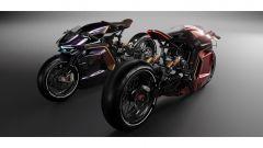 La sportiva BMW del futuro, rossa o nera?