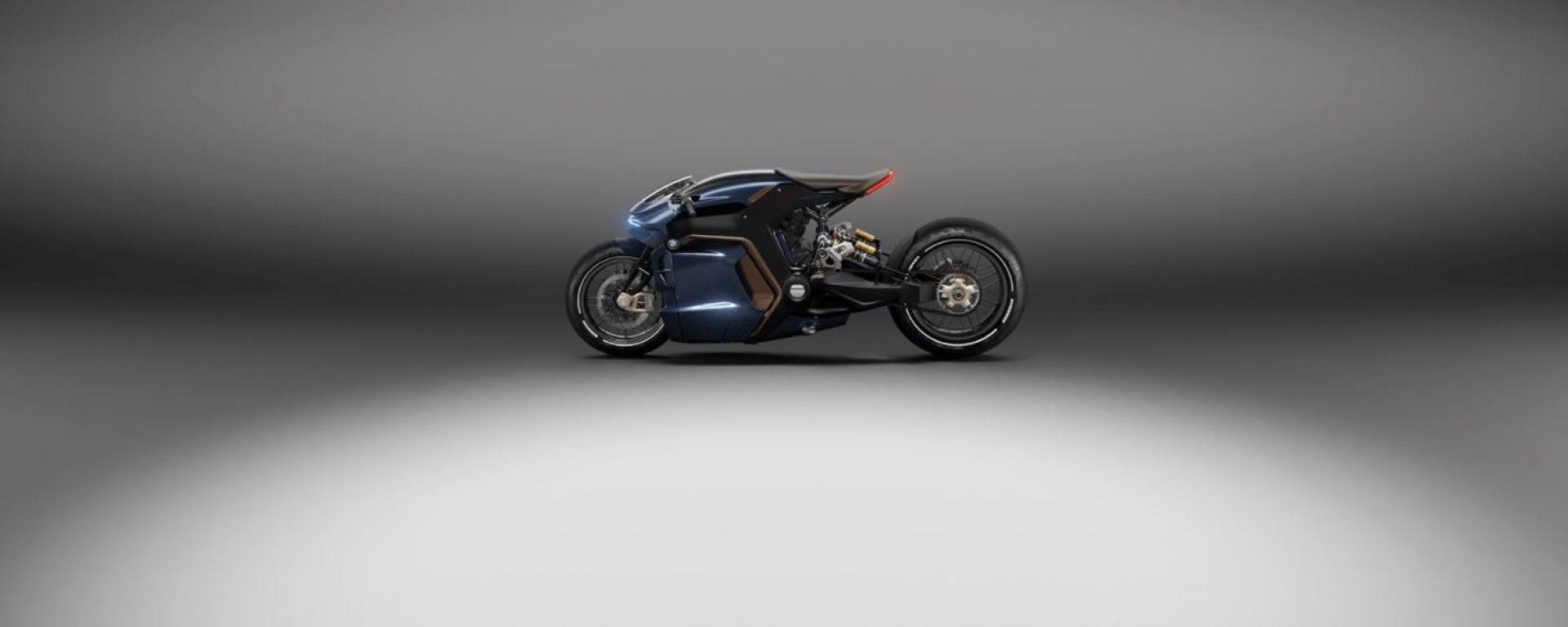 La sportiva BMW del futuro secondo Sabino Lareentveld