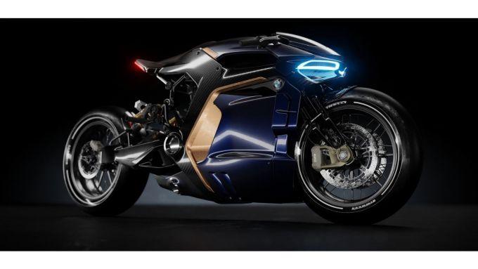 La sportiva BMW del futuro