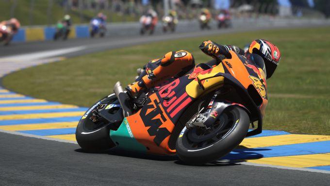 La stagione 2020 ricreata in MotoGP 20
