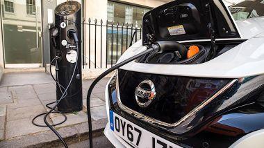 La startup inglese promette 6 minuti per caricare le batterie di un'auto elettrica