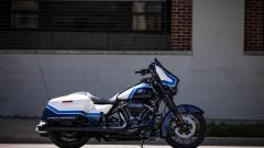 Harley Street Glide Special Arctic Blast Limited Edition: prezzo