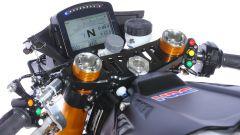 La strumentazione della Honda CBR1000RR-R Fireblade SP 2020 pronta per il BSB