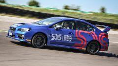 La Subaru WRX STI per la prova di guida veloce - Subaru Driving School 2017