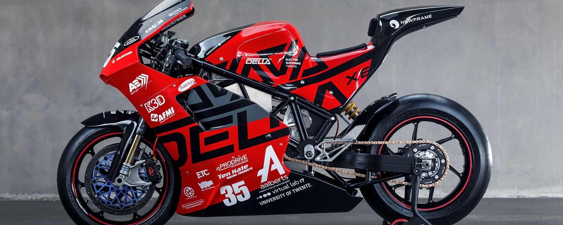 La superbike elettrica Delta-XE
