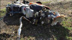 La Suzuki Hayabusa Turbo da record di velocità dopo l'incidente del 2015