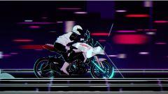 La Suzuki Katana è protagonista in un cortometraggio animato