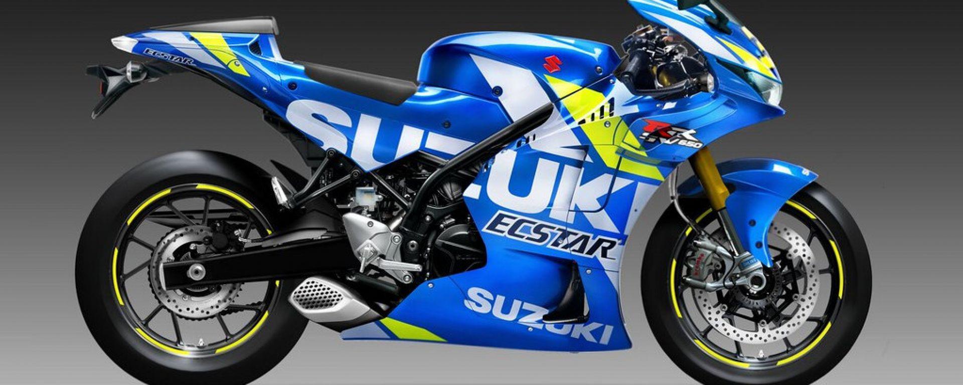 La Suzuki SV650 arriverà in versione RR, carenata stradale?