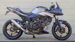 La Suzuki SV650 diventa una