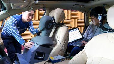 La tecnologia di assorbimento del rumore di Hyundai