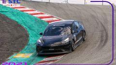 La Tesla Model 3 protagonista del campionato E-STC Series 2021