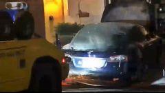 Un'altra Tesla Model S in fiamme in un garage di San Francisco
