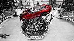 La Tesla Roadster è pronta a entrare in orbita