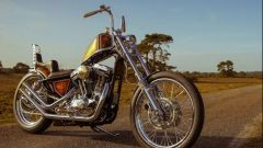 La Thunderbike ha colpito i designer H-D