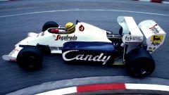 La Toleman disputa cinque stagioni del mondiale, dal 1981 al 1985, quando viene sostituita dalla...
