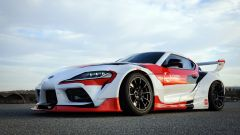 La Toyota GR Supra realizzata con l'università di Stanford