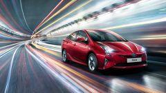 La Toyota  Prius ibrida non entra più gratis nell'Area C (di Londra)