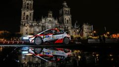 La Toyota Yaris Plus - WRC 2017 Rally del Messico