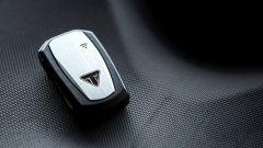 La Triumph Speed Triple RS è dotata del sistema key less