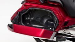 La valigia laterale della Honda GL1800 Gold Wing 2021