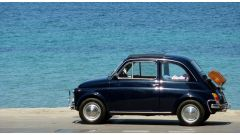 La vecchia Fiat 500