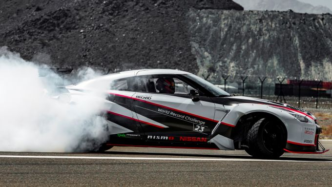 La vera Nissan GT-R Nismo 2020