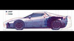 La vera storia della Nuova Lancia Stratos - Immagine: 57