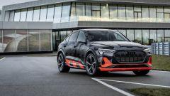 La versione sportiva S di Audi e-tron Sportback