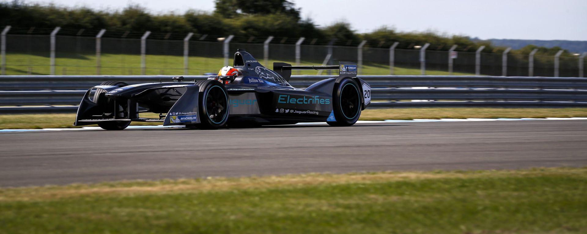 La vettura dellaJaguar Racing sarà denominataJaguar I-Type 1