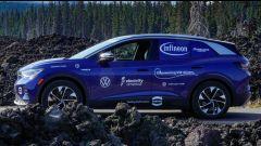 Volkswagen ID.4: record di percorrenza per il crossover elettrico