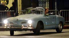 La Volkswagen Karmann-Ghia del 1966 in C'era una volta a Hollywood