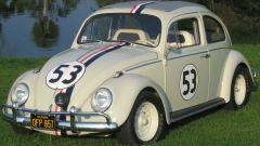 La Volkswagen Maggiolino ''Herbie'' di Un maggiolino tutto matto