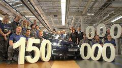 Volkswagen produce la sua 150 milionesima auto: è una Golf GTE