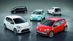 La Volkswagen up! e le sue sorelle - Immagine: 1