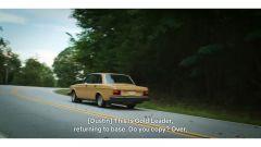 La Volvo 244 della mamma di Dusty