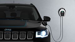 La wallbox di Jeep Compass