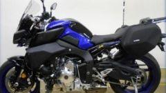 La Yamaha MT-10 con  motore turbo