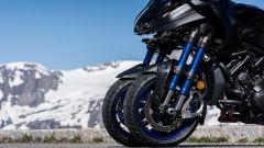 La Yamaha Niken sarà messa a dura prova alla 20.000 pieghe - Immagine: 4
