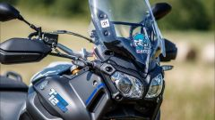 La Yamaha Super Ténéré 1200 del Blue Bike Camp, il corso in fuoristrada di Daniele Madrigali